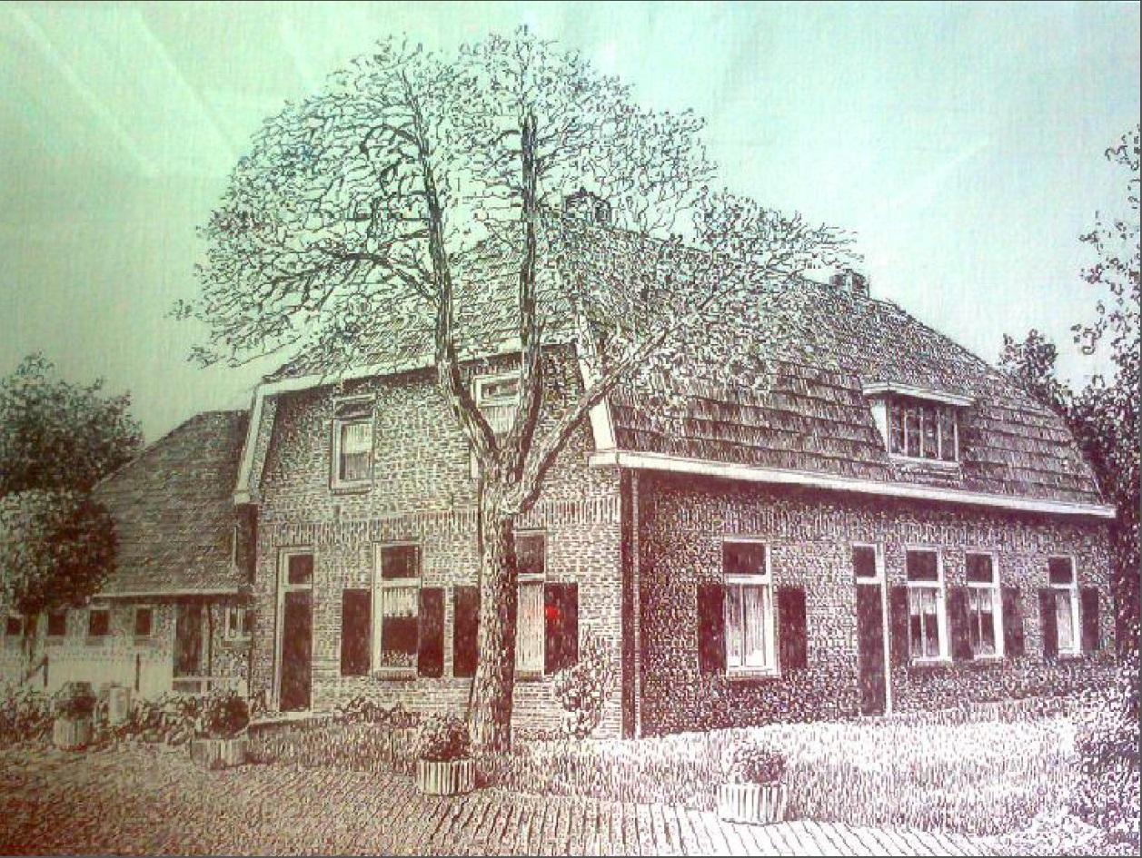 Oude boerderij Koebrugge